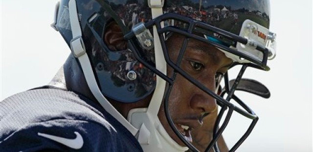A successful 2012 Bears season hinges on new receiver Brandon Marshall.