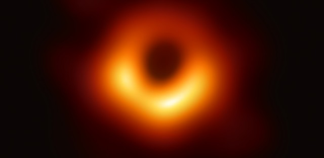 The Messier 87 black hole is the first ever to be photographed. The photo was taken by the Event Horizon Telescope, a collaboration between scientists from around the world.