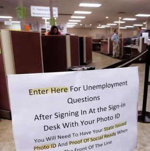 springfield unemployment