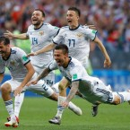 SOCCER WCUP FAMOUS UPSETS