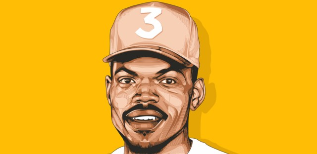 Chance The Rapper's streaming-only album Coloring Book won him three Grammys this year.