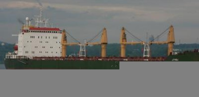 Controversial cargo sails through the St. Lawrence Seaway