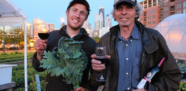 City Farm: A mobile farm in Chicago