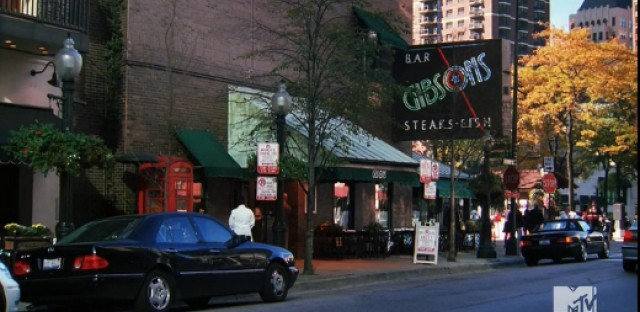 Unrelatedly: Is Gibson's the only bar you're allowed to see in Chicago?