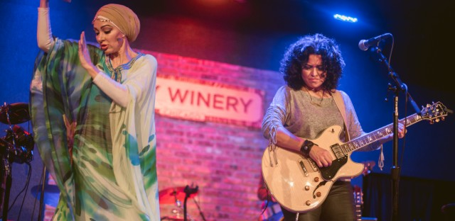 Puerto Rican singer, songwriter, visual artist performing at City Winery