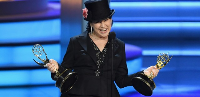 Amy Sherman-Palladino won two Emmys for writing and directing The Marvelous Mrs. Maisel.