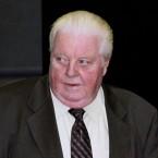 Jon Burge, a former Chicago police commander, in Chicago on June 8, 2010.