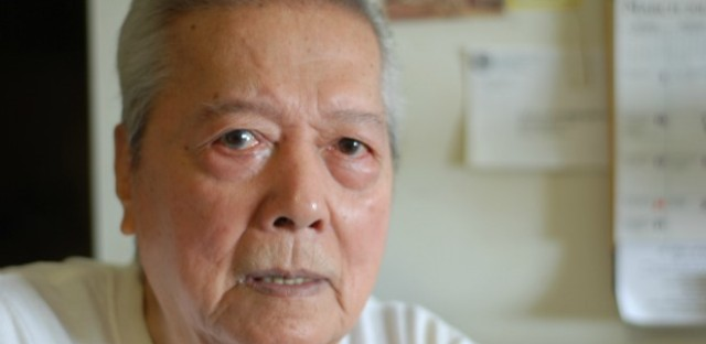 Filipino veteran fights for recognition
