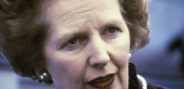 The meaning of Margaret Thatcher and Thatcherism