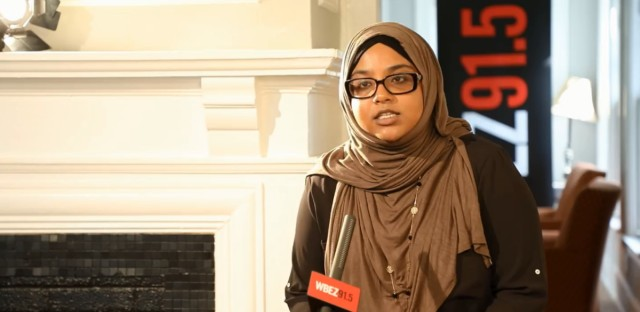 Muslim Anti-Racism Collaborative co-founder and community engagement director Namira Islam joined Worldview when we stopped in Detroit.