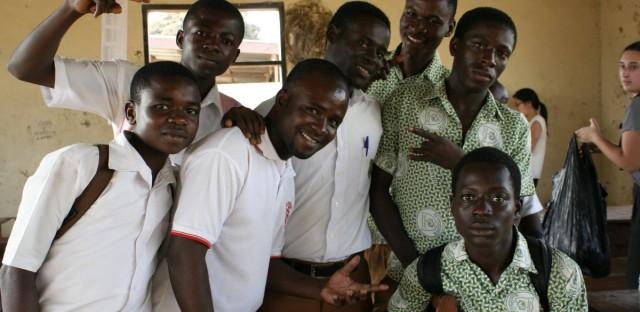 GlobeMed Ghana Boys
