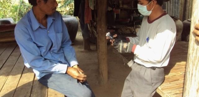 Global Activism: Operation Asha expands its TB treatment program to Cambodia