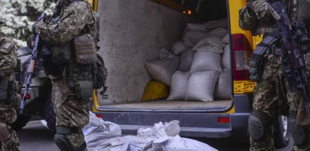 Military hostilities continue in Ukraine