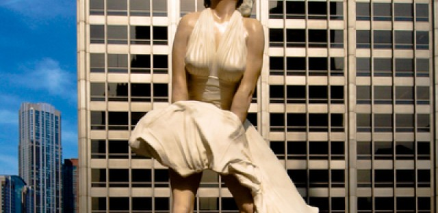 Big Marilyn brings an 'Itch' to the Mag Mile, but little more