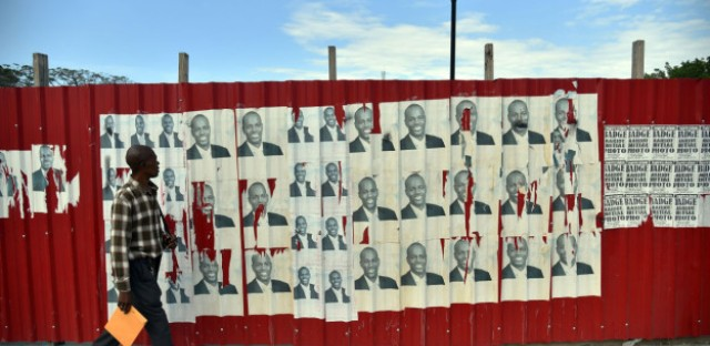 Official: Haiti Presidential Runoff Will Be Postponed