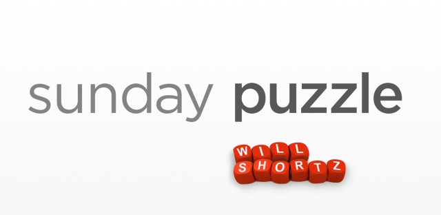 Weekend Edition Sunday : Sunday Puzzle: The 2 Missing Letters Image