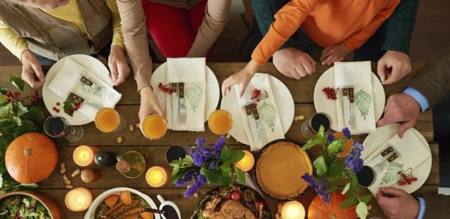 Hidden Brain : Episode 10: Thanksgiving Image