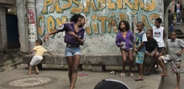 Brazilian funk, the link between government corruption and insurgency, and Nigeria's anti-gay law