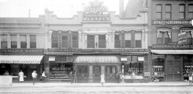 Big Jim's saloon