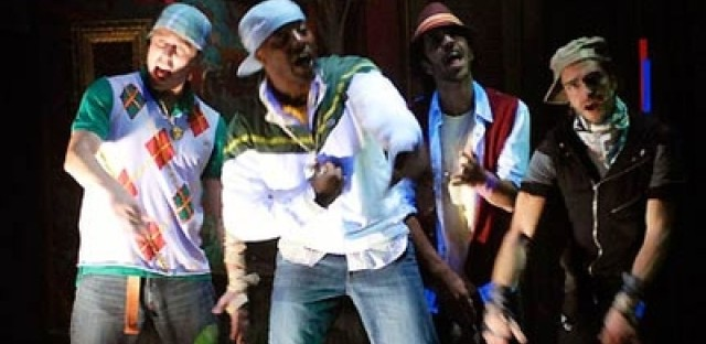 Q Brothers bringin the 'Funk' back to Navy Pier in 2011