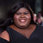 """Before landing her first film role, Gabourey Sidibe struggled to find work. """"This is my path, and I'm really grateful that I'm on it,"""" she says of acting."""
