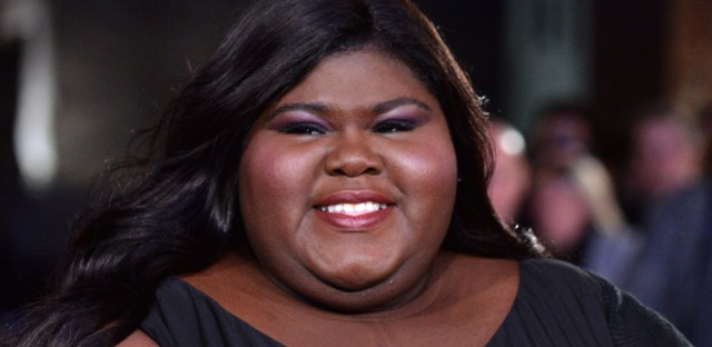 "Before landing her first film role, Gabourey Sidibe struggled to find work. ""This is my path, and I'm really grateful that I'm on it,"" she says of acting."