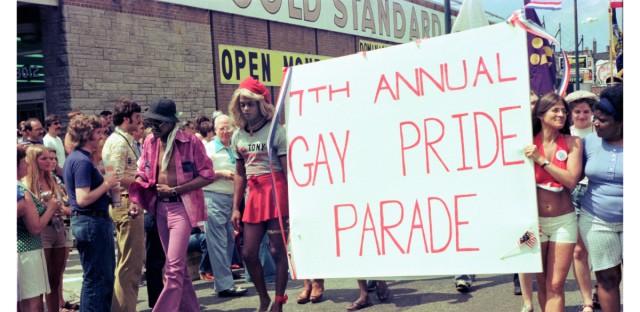 1976 Pride Parade