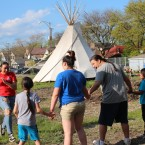 First Nations Garden Brings Healing To Chicago's Native Americans