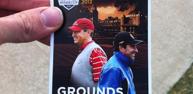 A day at the Ryder Cup