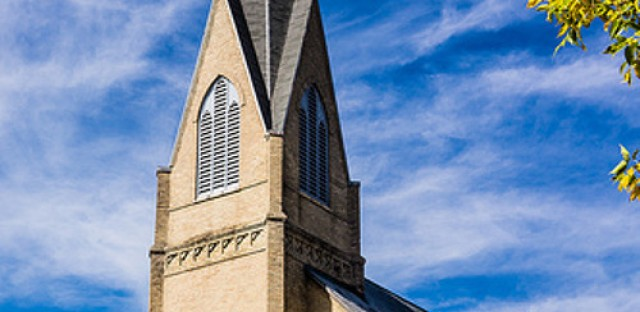 Bishop Elizabeth Eaton starts a new chapter Evangelical Lutheran Church in America