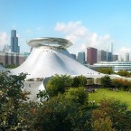 Does the George Lucas Museum belong on Chicago's lakefront or in a galaxy far, far away?