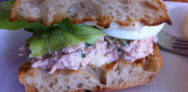 Sandwiches steal the show at Rewster's