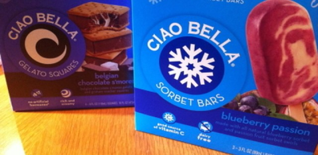 Ciao Bella introduces tasty new treats for summer