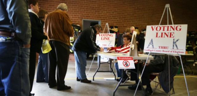 North Carolina Voter ID Requirement on Trial in Federal Court