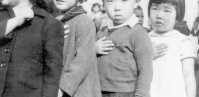Remembering the Japanese internment camps