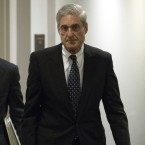 Former FBI Director Robert Mueller, the special counsel tasked with investigating Russia's role in the 2016 election for the Justice Department, departs Capitol Hill in June.