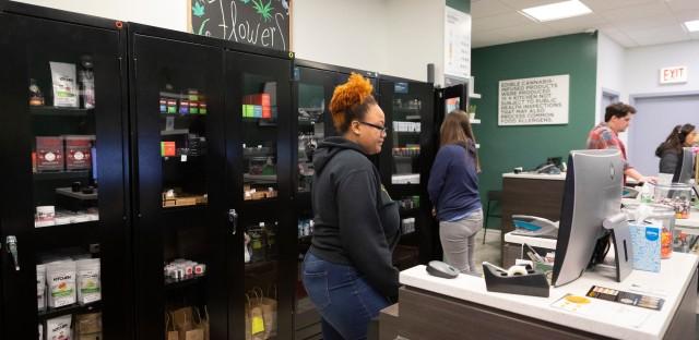 MedMar marijuana dispensary Lakeview