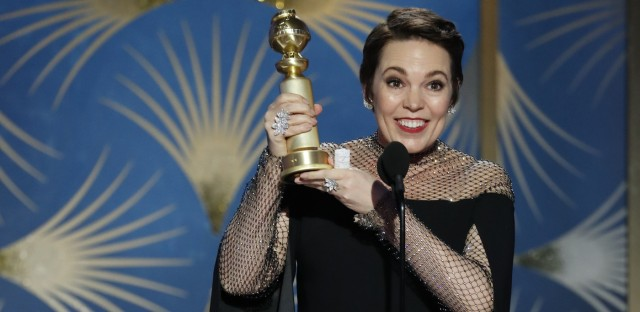 Pop Culture Happy Hour : The 2019 Golden Globes Image