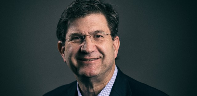 Democratic Congressman Brad Schneider seen here at WBEZ's studios in 2017.