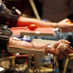blood donations AP file photo from 2011