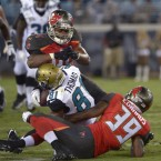 Jacksonville Jaguars wide receiver Lamaar Thomas
