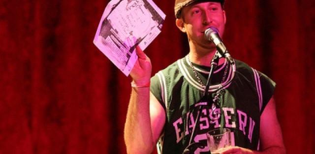 'Found Magazine's' Davy Rothbart looks for love in new documentary
