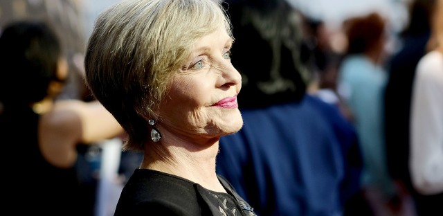 Actress Florence Henderson, pictured in June, has died at 82. She was best known as the mother of the blended family on TV's Brady Bunch.