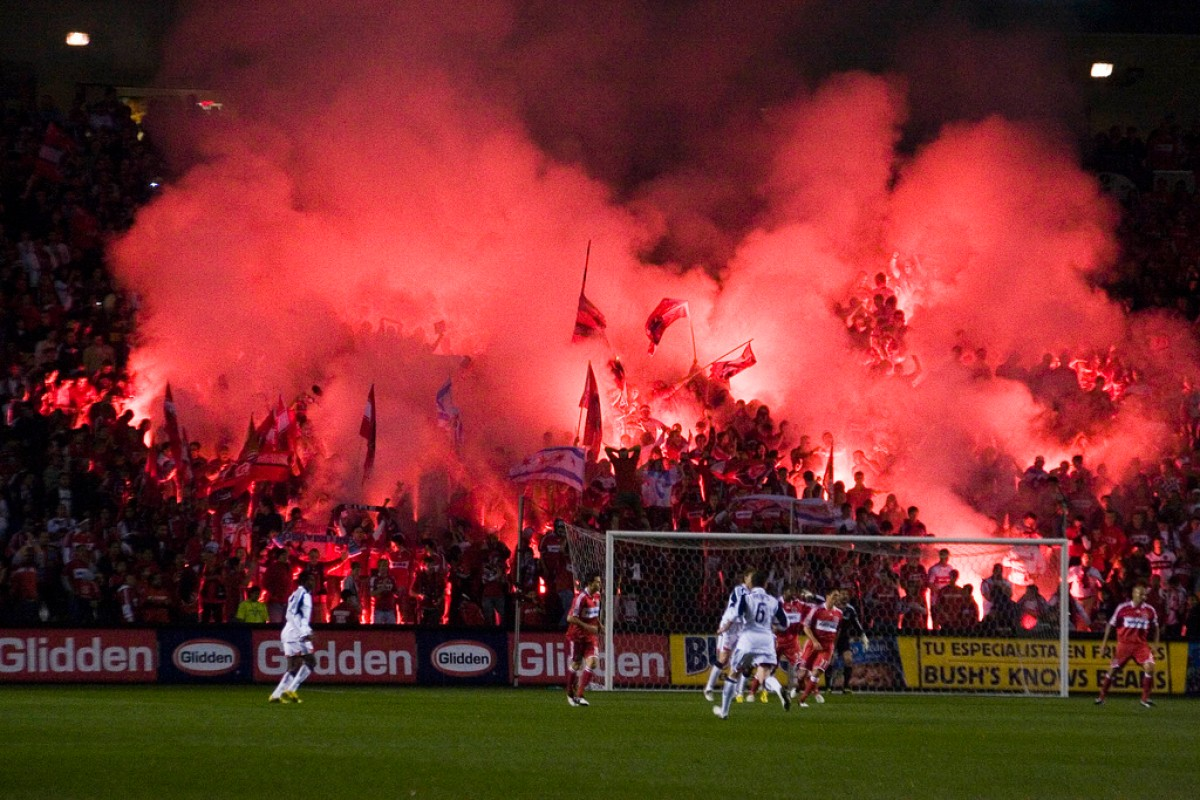 Section 8 Chicago soccer