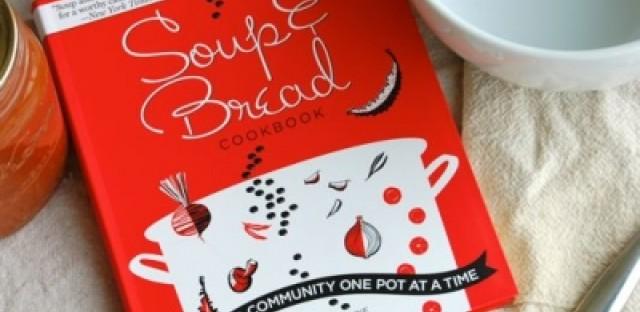 Soup & Bread's Martha Bayne talks soup, and a little bread