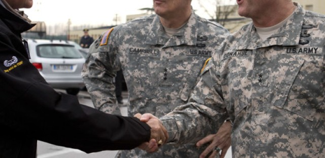 Military faces significant cuts with sequester