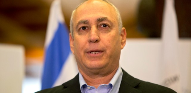 Chemi Peres is the son of the late Israeli politician Shimon Peres.