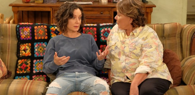 Pop Culture Happy Hour : Roseanne and What's Making Us Happy Image
