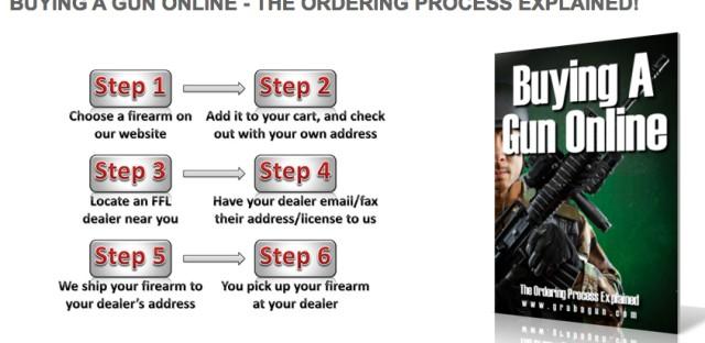 Grab a Gun website