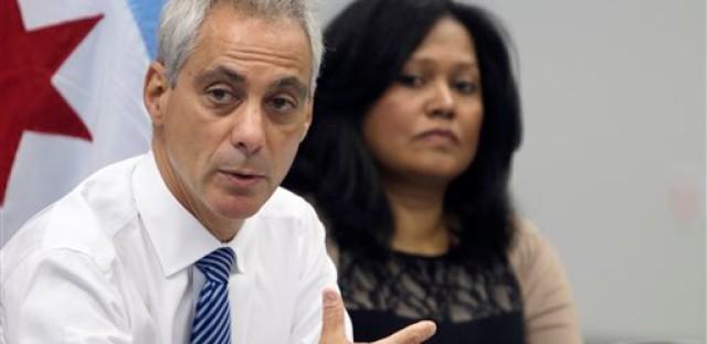 Emanuel budget avoids pension woes